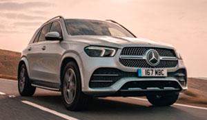 New Mercedes GLE