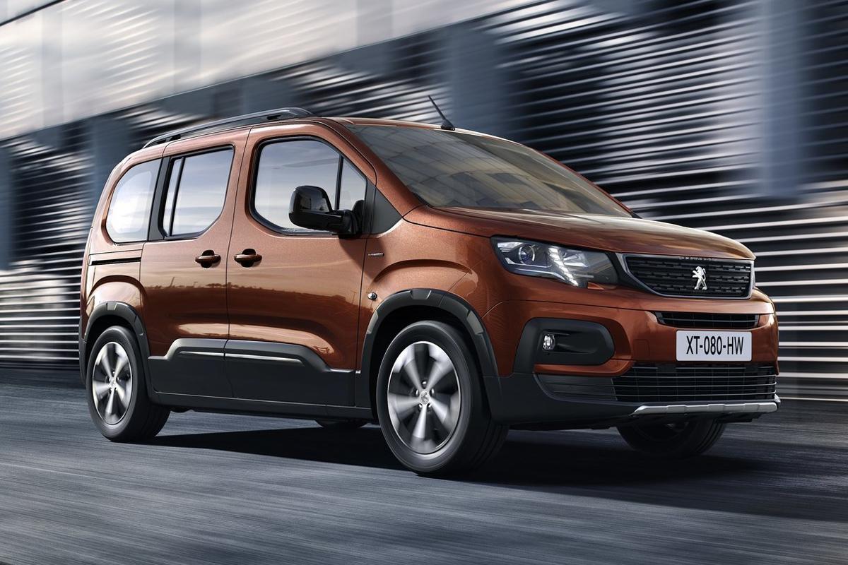 Peugeot-Rifter