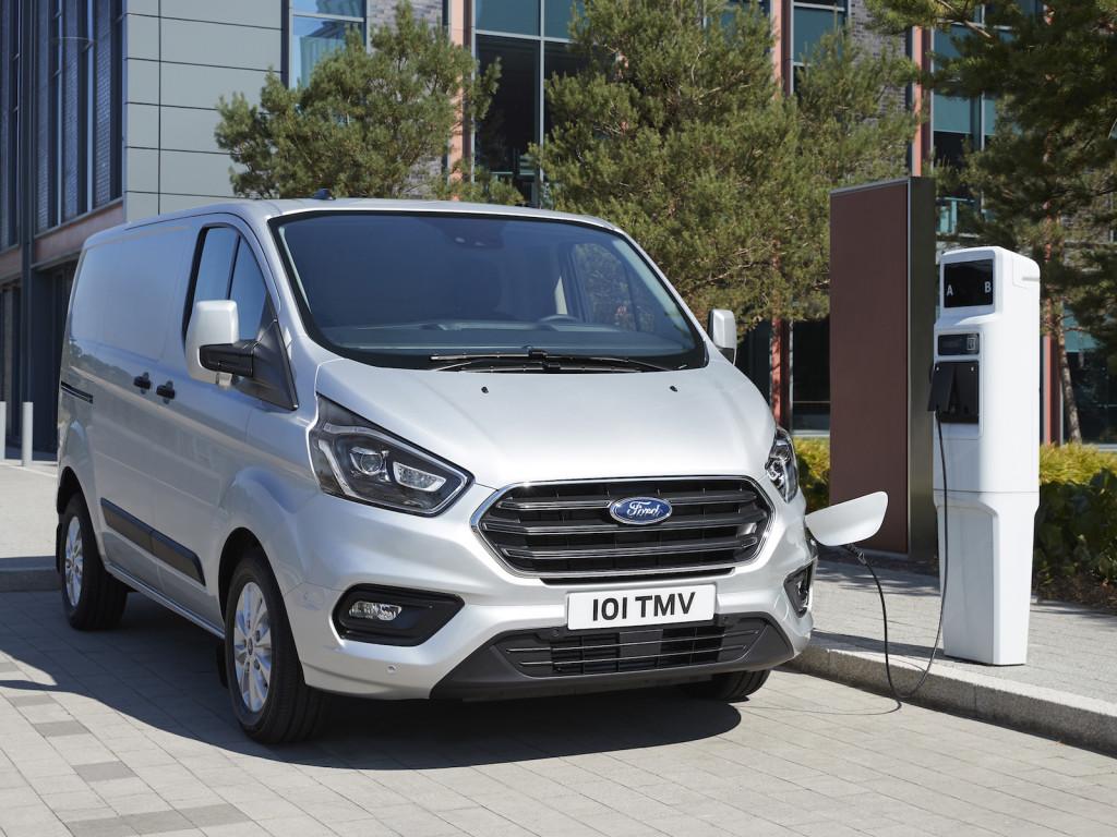 Ford Custom Hybrid (FCSD)